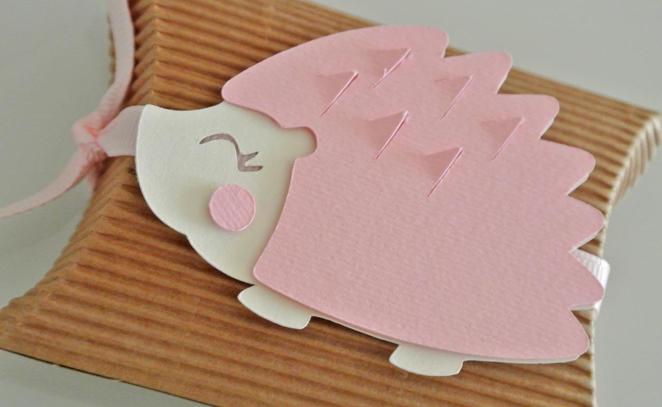 bomboniera porcospino